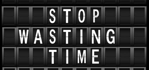 Stop wasting time image