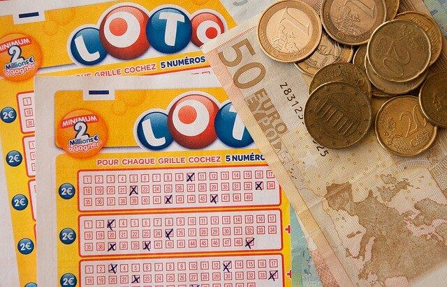loterij - snel geld verdienen