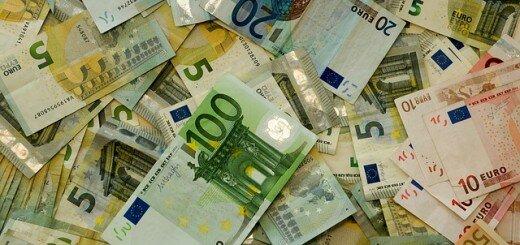 Geld biljetten
